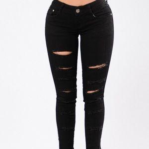 Lola Jeans - Black